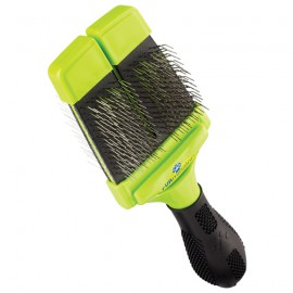 Furminator soft brush/slicker