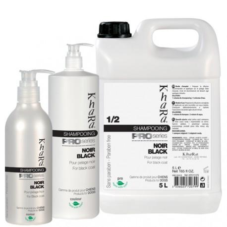 Khara black shampoo