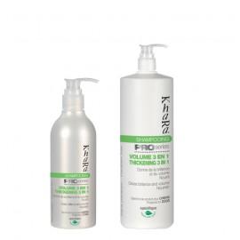 Khara thickening 3 in 1 shampoo