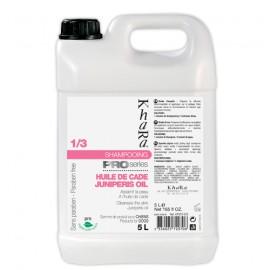 Khara juniper tar oil shampoo