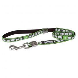 Envy VIP dog lead - Green