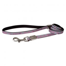 Envy Phantom dog lead - Pink