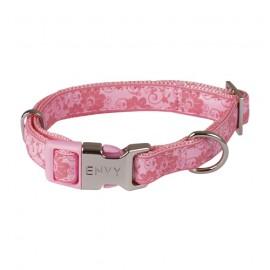Envy Flora dog collars - Pink