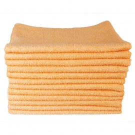 Set of 12 sponges towels