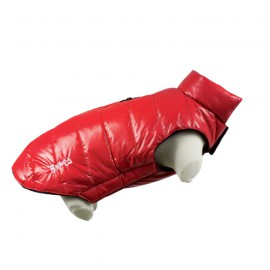Doogy Fun Fashion down jacket - Red