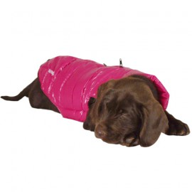 Doogy Fun Fashion down jacket - Pink
