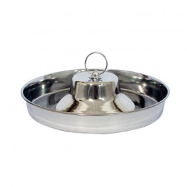Puppies stainless bowl