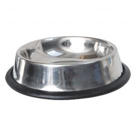Stainless steel non-slip bowl