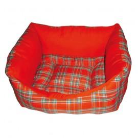 Doogy Scottish sofa - Red