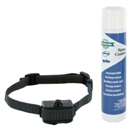 Petsafe no-bark spray collar for smalldogs