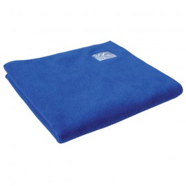 IdealDog set of 2 microfiber towels - Blue