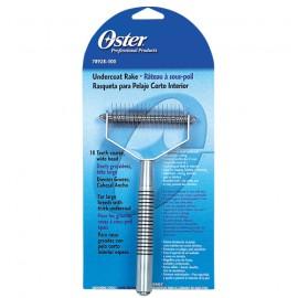 Sub-hair rakes - Thin 18 teeth