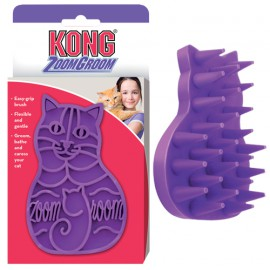 Kong dog zoom groom brush