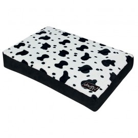 Doogy cow padded bed