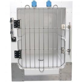 Fibreglass modular cage - M