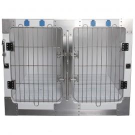 Fibreglass modular cage - L