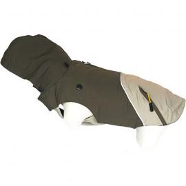 Doogy 2 in 1 tampa raincoat - khaki / beige