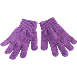 Bath and massage gloves