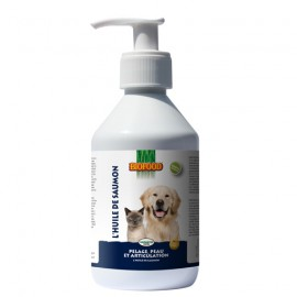 Biofood Salmon oil for cats and dogs