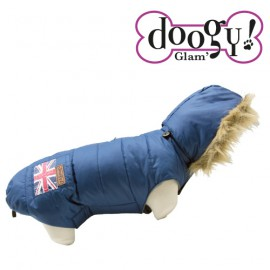 "Doogy ""Union Jack"" coat"