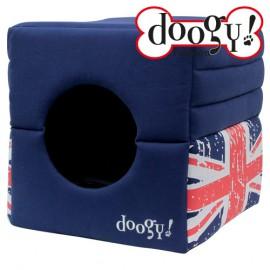"Doogy ""Union Jack"" house"