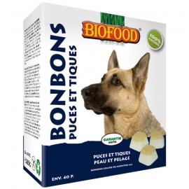 Biofood sheep fat & garlic bonbons