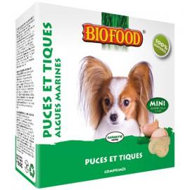 Biofood yeast & garlic treats