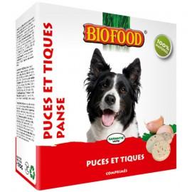 Biofood tripe & garlic treats