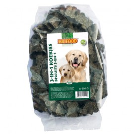 Biofood 3-in-1 Dog Biscuits