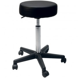 """Black Eco"" stool"
