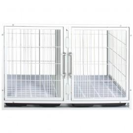 Metal Assembled Cage - L
