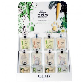 Dog Generation perfume - Display