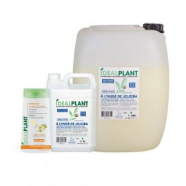 Idealplant jojoba oil mild shampoo