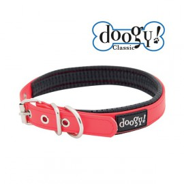 Fluo comfort collar-Red