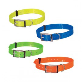 Fluorescent collar for outdoor and hunting