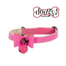 Doogy cat collar - Pink