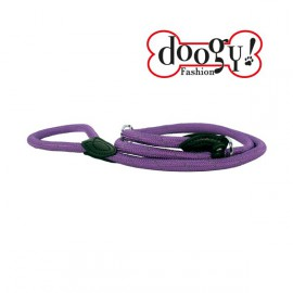 Reflective Run Around Lasso Leads - Purple