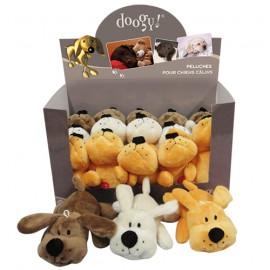 Display of 15cm mini dogs