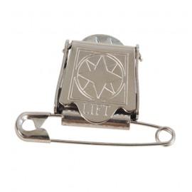 Show clip metal hanger