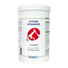 Natural Vitamin Yeast - Tablets