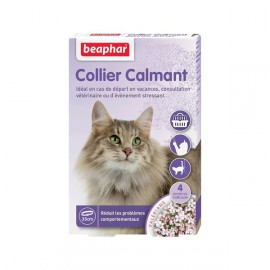 Calming Collar for Cat Base Valerian