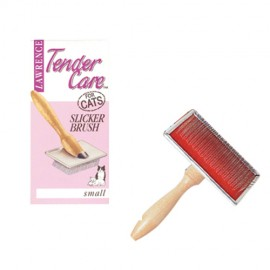 Lawrence Tender Care small slicker brush for cats