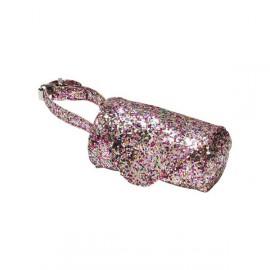 Bag Dispenser Party Pink
