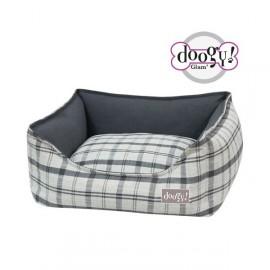 Doogy Padded sofa Quadry Grey