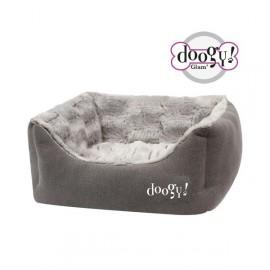 Doogy Padded sofa Whooly Tan
