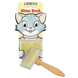 Lawrence Kitten slicker brush