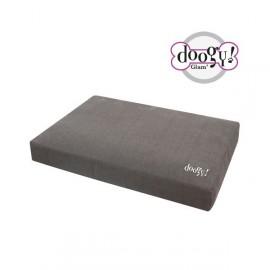 Doogy Bedtime Cushion Whooly Tan