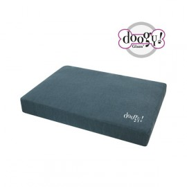 Doogy Bedtime Cushion Whooly Blue