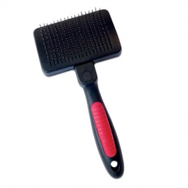 Idealdog Self-cleaning slicker brush Small