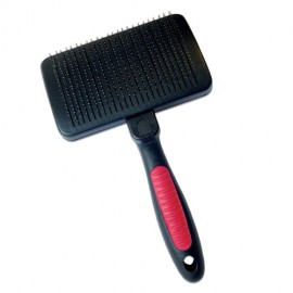 Idealdog Self-cleaning slicker brush Medium